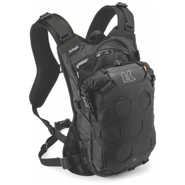 Kriega Trail 9 Rucksack schwarz