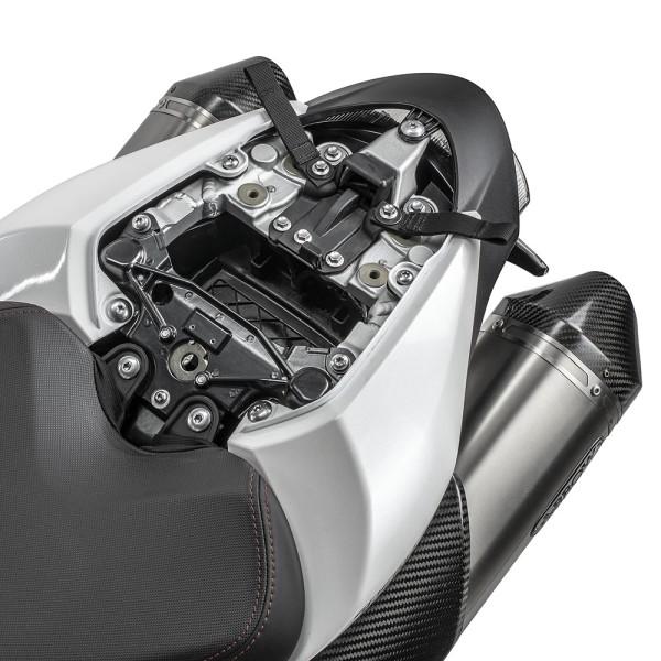 Kriega US-Drypack Montage Kit für Triumph Speed Triple