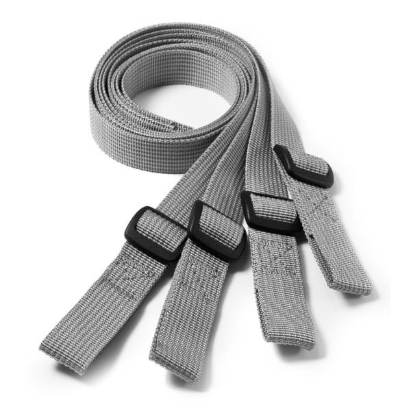 Kriega Subframe Loop SET 4 ST. Silber, je 50cm lang