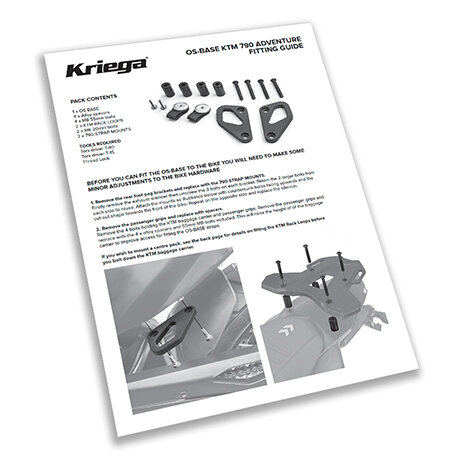 kriega-osbase-ktm790-fitting-instructions