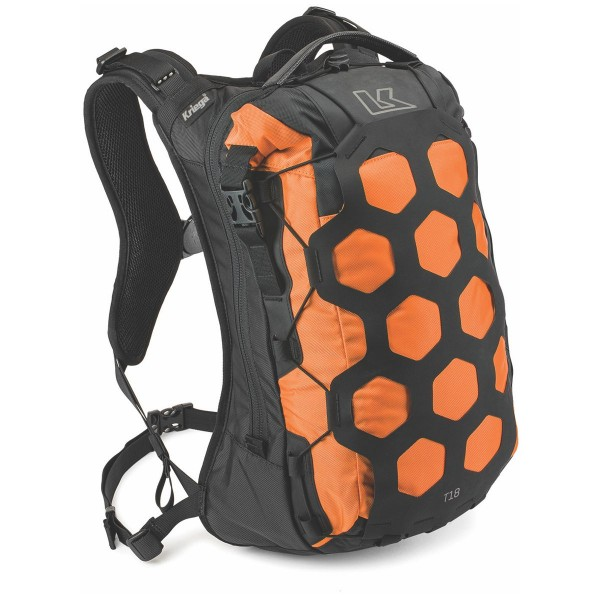 Kriega Trail 18 Rucksack orange